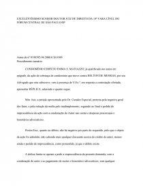 Replica Negativa Geral Abstract Valmir Freitas