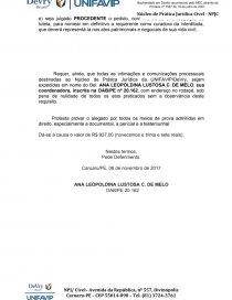 Ação De Substituição De Curatela Bibliografia Adila Vanessa
