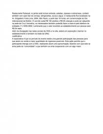Modelo Roteiro De Comercial Trabalho Acadêmico Anna Coelho
